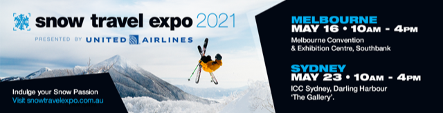2021 Snow Travel expo details
