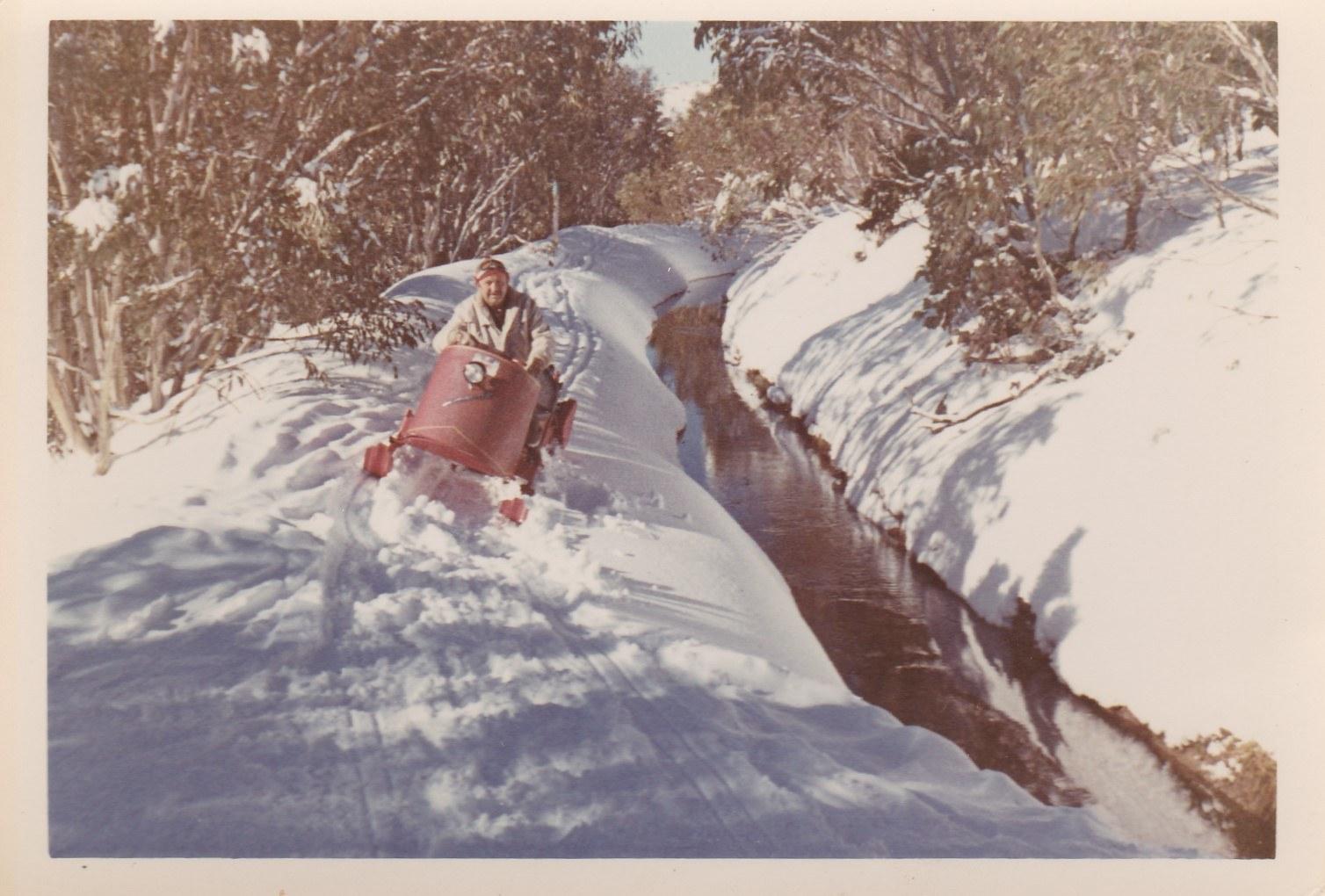 Dad on the Raceline riding his beloved Polaris.jpg