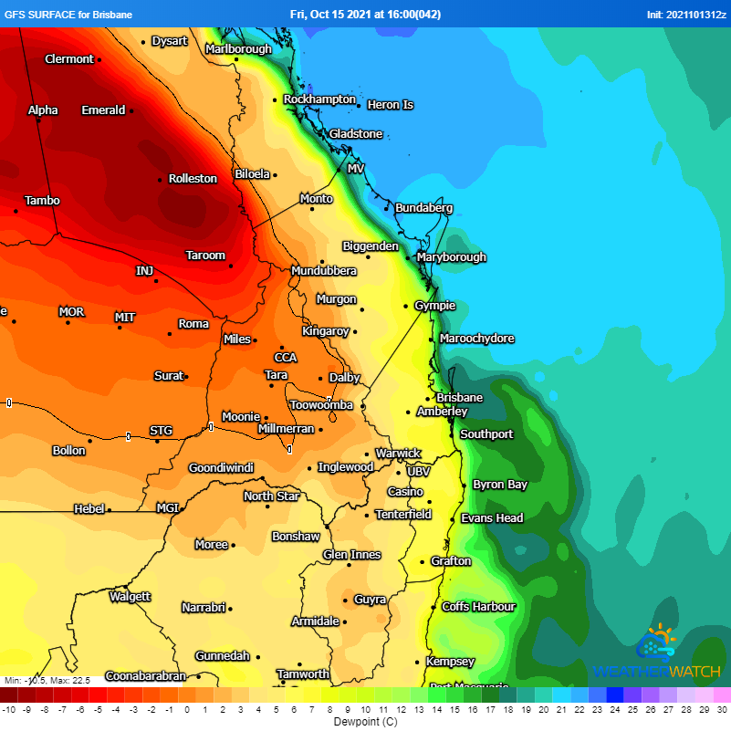 dewpoint--surface_bne_t16_00-042-2021101312z GFS.png