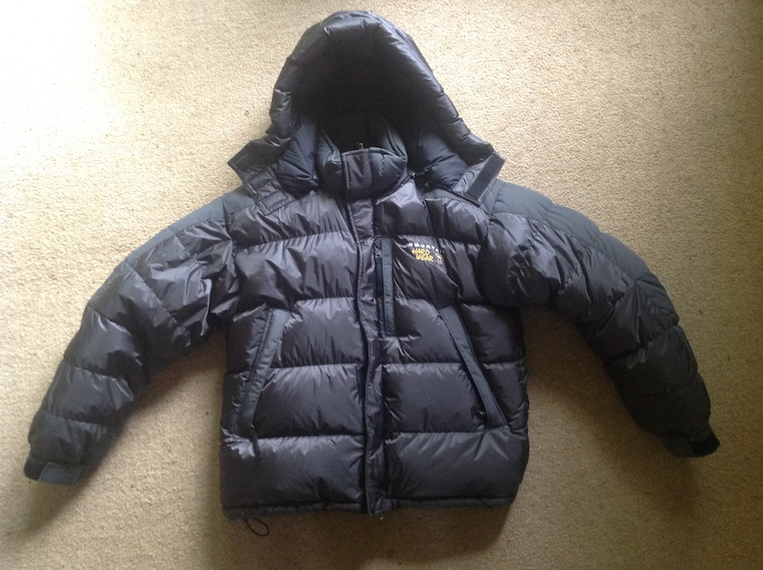 Clothing Mountain Hardwear Hooded Sub Zero Sl Down
