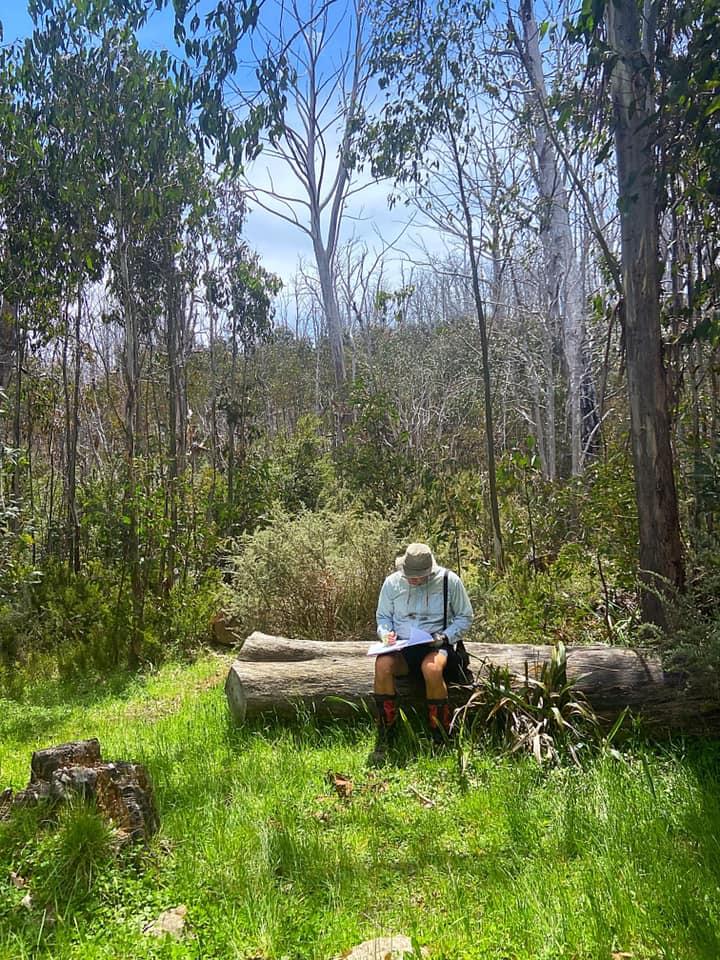 the  log  book  at the   hut..jpg